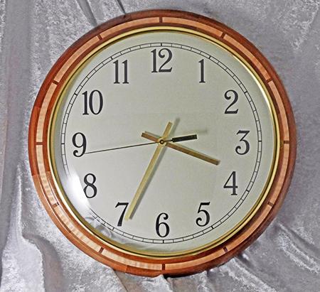 Clock BRGweb