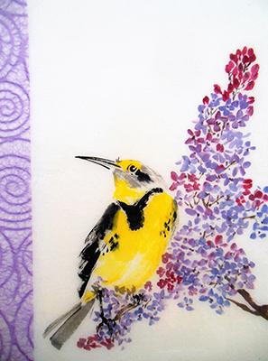 Meadowlark and Lilacweb